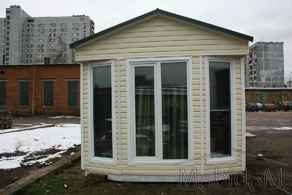 Передвижной дом