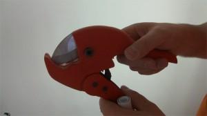 Ножницы для резки полипропилена