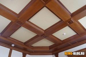 Кессонные потолки, фото 1