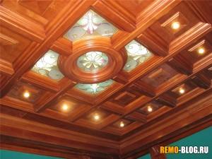 Кессонные потолки, фото 2