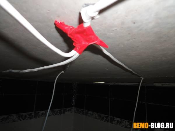 природу когда как протянуть провод над натяжным потолком фото хотелось бы