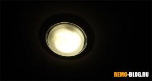 рабочая новая лампа, фото 2