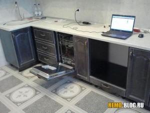 Встраиваемая посудомоечная машинка, фото 3