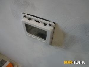 Устанавливаем терморегулятор, фото 2
