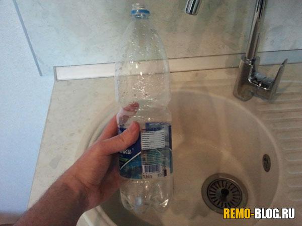 бутылка 1.5 литра