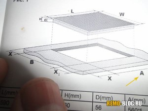 "размер ""A"", фото 1"