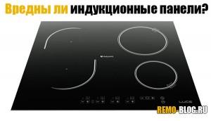 Вредны ли индукционные (плиты) панели?