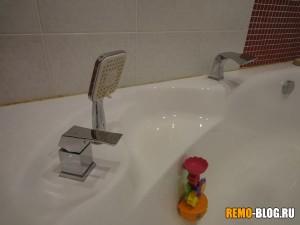 У меня в ванной