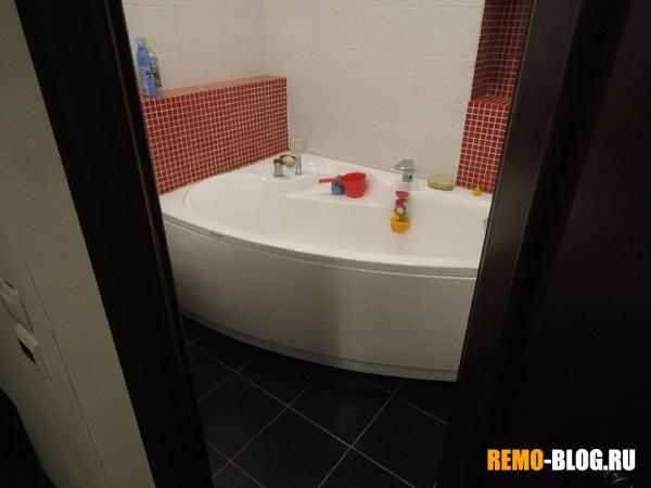 Малая ванная
