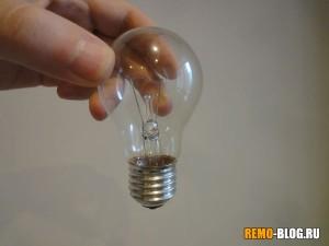 Лампа E27