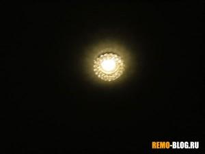 лампы в выключенном состоянии, фото 2