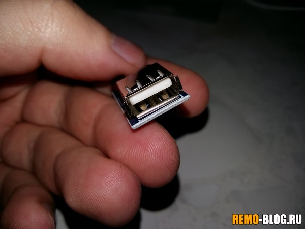 разъем USB