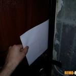Как проверить установку входной двери – и почему из нее может дуть?